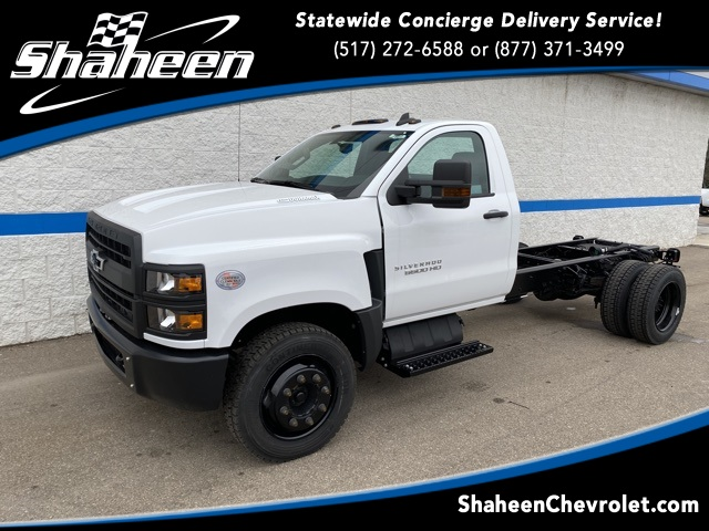 2019 Chevrolet Silverado 5500 Regular Cab DRW 4x2, Cab Chassis #78031 - photo 1