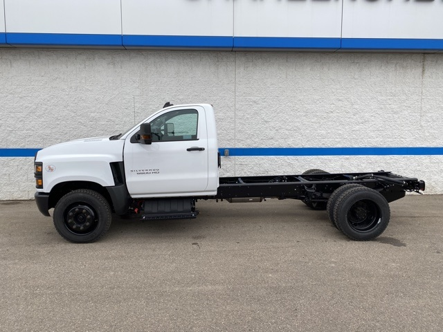 2019 Silverado Medium Duty DRW 4x2,  Cab Chassis #78031 - photo 1