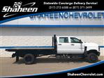 2019 Silverado Medium Duty DRW 4x4,  Knapheide Platform Body #78108 - photo 1