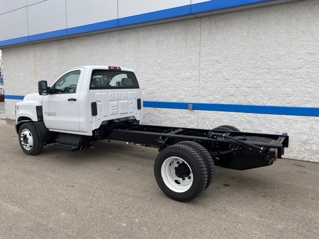 2019 Chevrolet Silverado 4500 Regular Cab DRW 4x2, Cab Chassis #78310 - photo 1