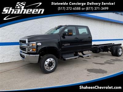 2019 Chevrolet Silverado 5500 Crew Cab DRW 4x4, Cab Chassis #78975 - photo 1
