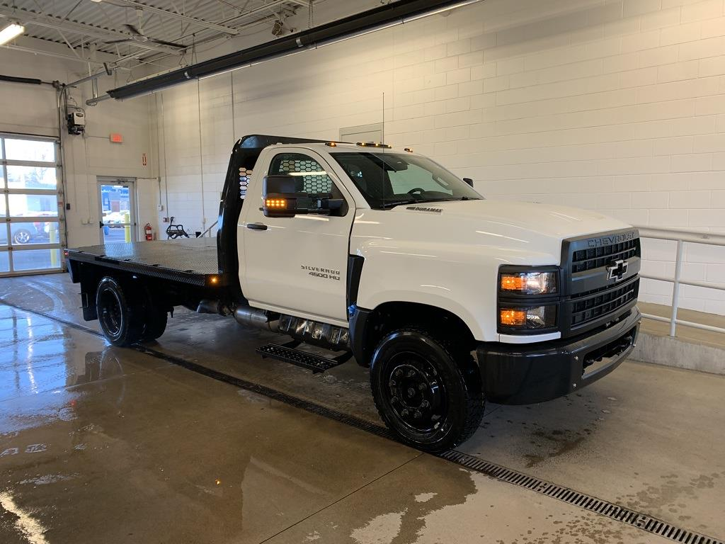 2020 Chevrolet Silverado 4500 Regular Cab DRW 4x2, Cab Chassis #79055 - photo 1