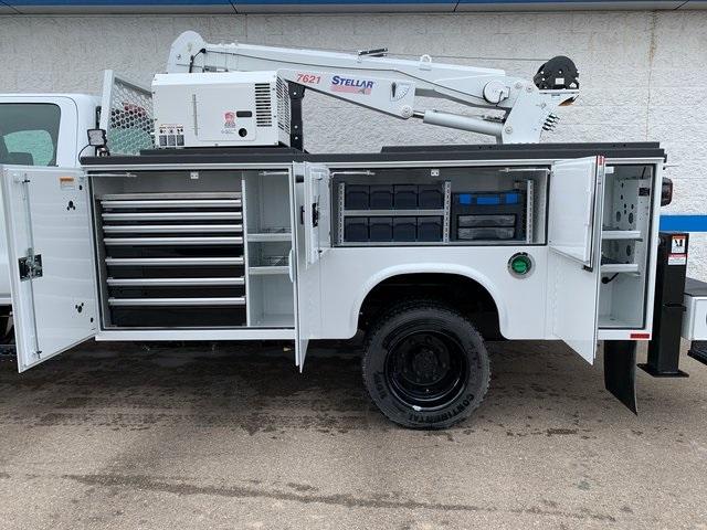 2019 Chevrolet Silverado 5500 Crew Cab DRW 4x4, Knapheide KMT Mechanics Body #79387 - photo 15