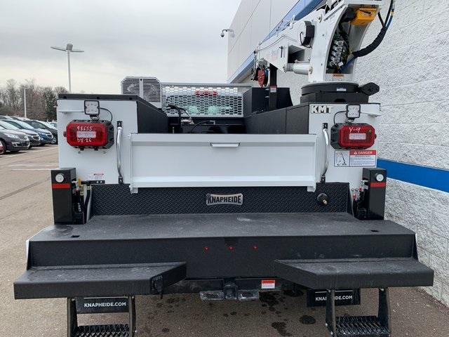 2019 Chevrolet Silverado 5500 Crew Cab DRW 4x4, Knapheide KMT Mechanics Body #79387 - photo 27