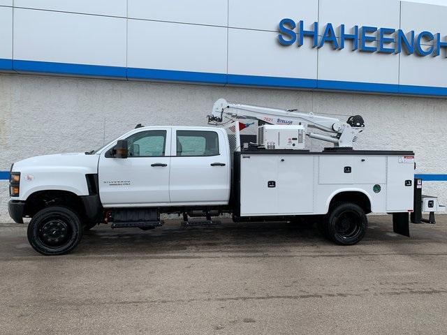 2019 Chevrolet Silverado 5500 Crew Cab DRW 4x4, Knapheide KMT Mechanics Body #79387 - photo 5