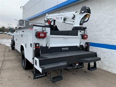 2019 Chevrolet Silverado 5500 Crew Cab DRW 4x4, Knapheide KMT Mechanics Body #79387 - photo 2