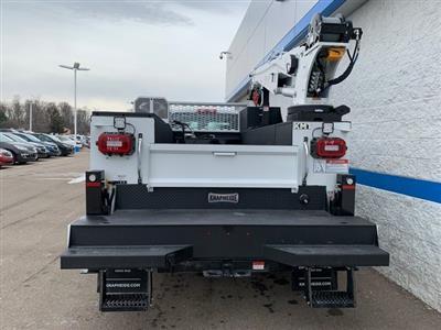 2019 Chevrolet Silverado 5500 Crew Cab DRW 4x4, Knapheide KMT Mechanics Body #79387 - photo 6