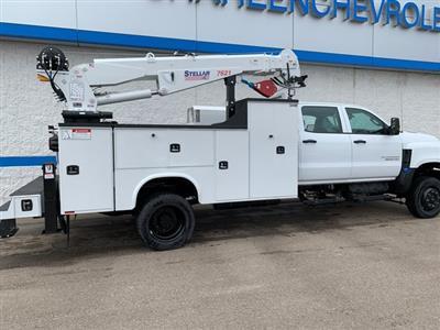 2019 Chevrolet Silverado 5500 Crew Cab DRW 4x4, Knapheide KMT Mechanics Body #79387 - photo 9