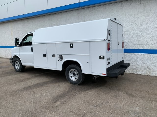 2020 Chevrolet Express 3500 4x2, Knapheide Service Utility Van #79534 - photo 1