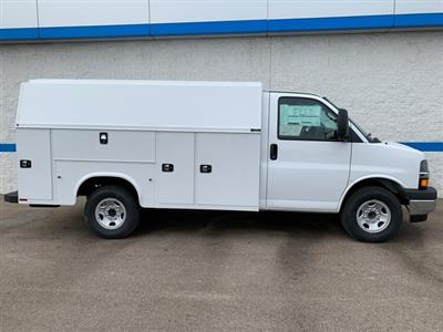 2020 Chevrolet Express 3500 4x2, Knapheide KUV Service Utility Van #79534 - photo 8