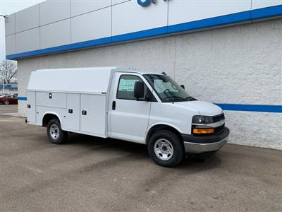 2020 Chevrolet Express 3500 4x2, Knapheide KUV Service Utility Van #79534 - photo 9