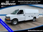 2020 Chevrolet Express 3500 4x2, Knapheide KUV Service Utility Van #79534 - photo 1