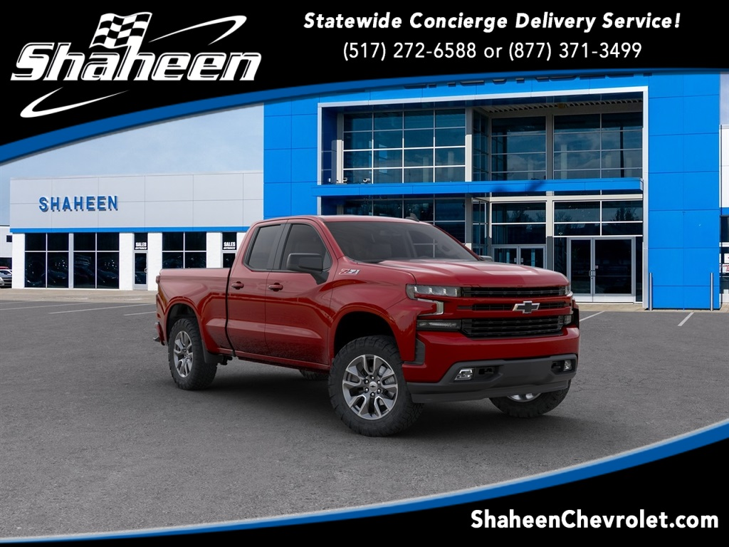 2020 Chevrolet Silverado 1500 Double Cab 4x4, Pickup #79904 - photo 1