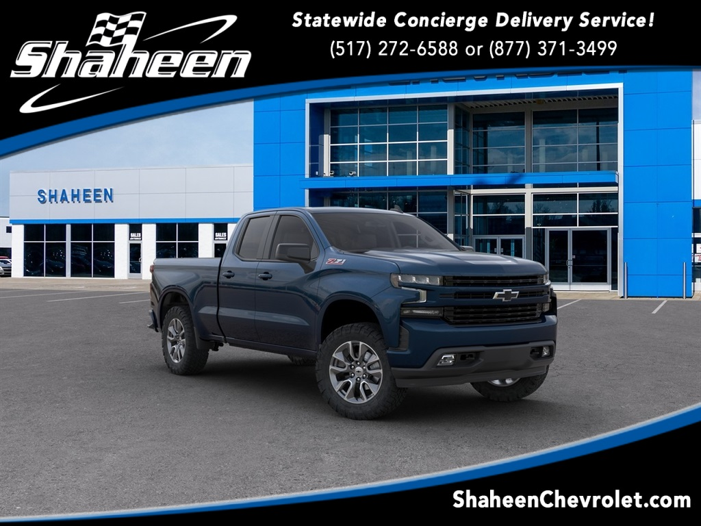 2020 Chevrolet Silverado 1500 Double Cab 4x4, Pickup #79944 - photo 1