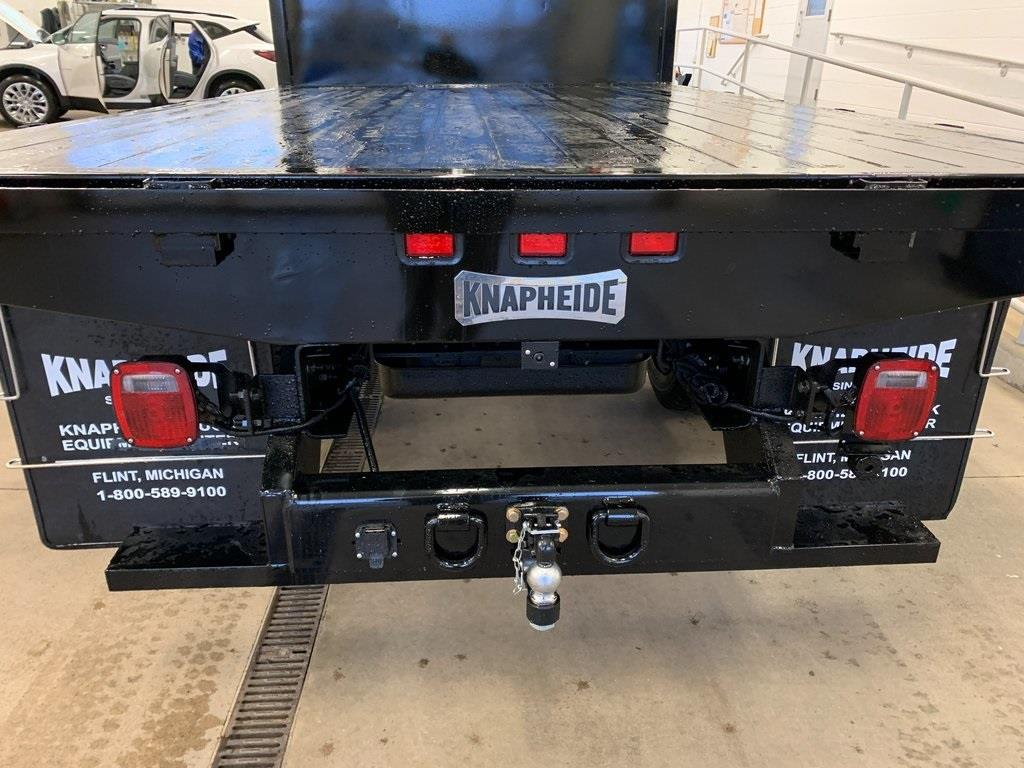 2020 Chevrolet Silverado 5500 Crew Cab DRW 4x4, Knapheide Platform Body #80054 - photo 14
