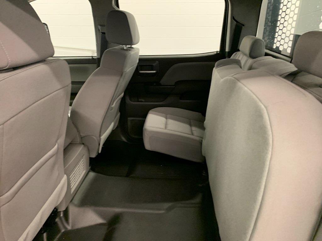 2020 Chevrolet Silverado 5500 Crew Cab DRW 4x4, Knapheide Platform Body #80054 - photo 22
