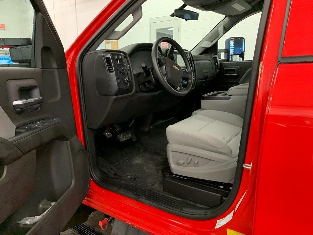 2020 Chevrolet Silverado 5500 Crew Cab DRW 4x4, Knapheide Platform Body #80054 - photo 24
