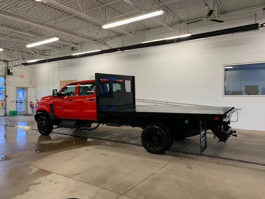 2020 Chevrolet Silverado 5500 Crew Cab DRW 4x4, Knapheide Platform Body #80054 - photo 5