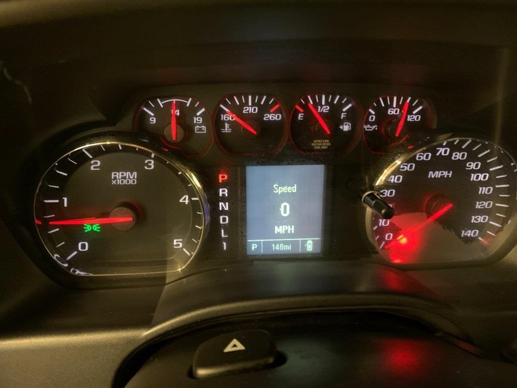 2020 Chevrolet Silverado 5500 Crew Cab DRW 4x4, Knapheide Platform Body #80054 - photo 31