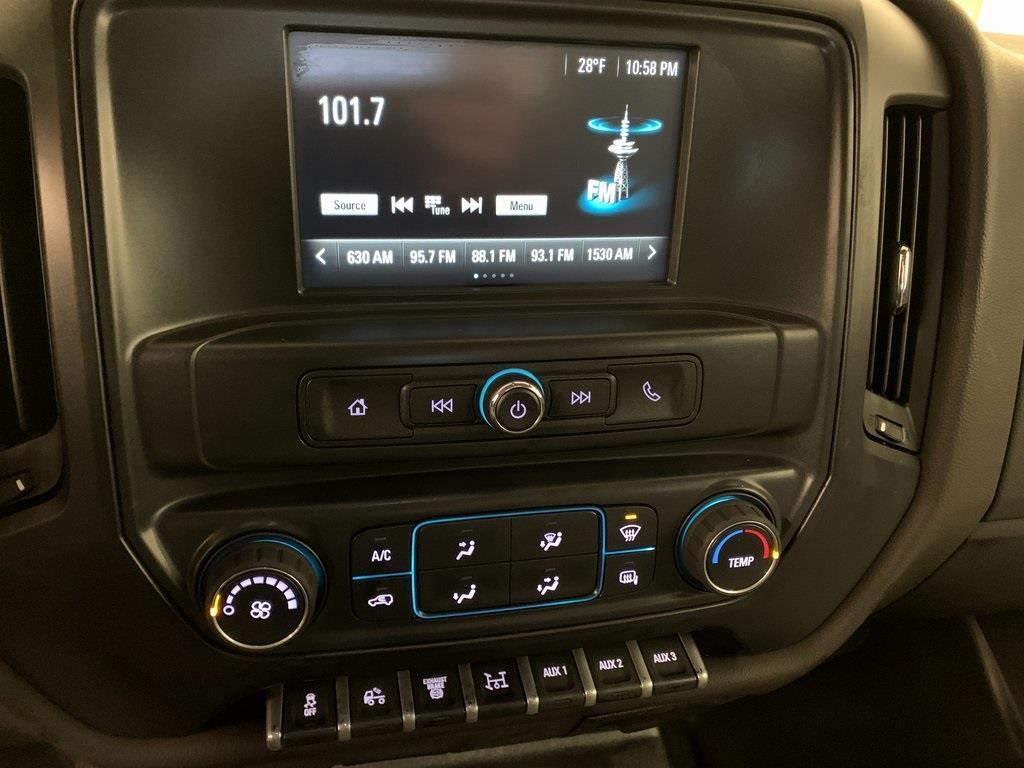 2020 Chevrolet Silverado 5500 Crew Cab DRW 4x4, Knapheide Platform Body #80054 - photo 32