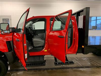 2020 Chevrolet Silverado 5500 Crew Cab DRW 4x4, Knapheide Platform Body #80054 - photo 18