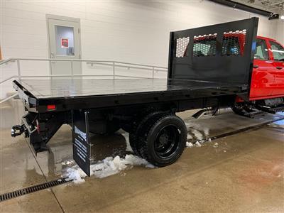 2020 Chevrolet Silverado 5500 Crew Cab DRW 4x4, Knapheide Platform Body #80054 - photo 6