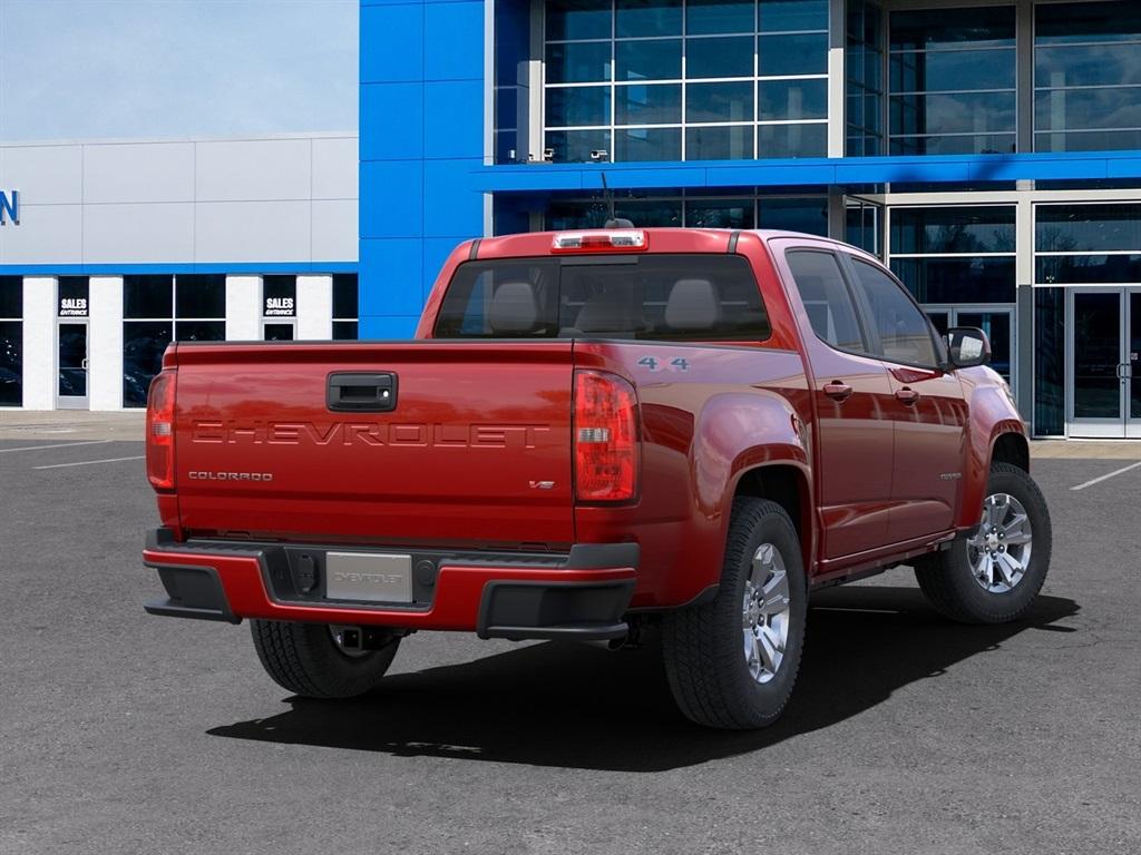 2021 Chevrolet Colorado Crew Cab 4x4, Pickup #80187 - photo 1
