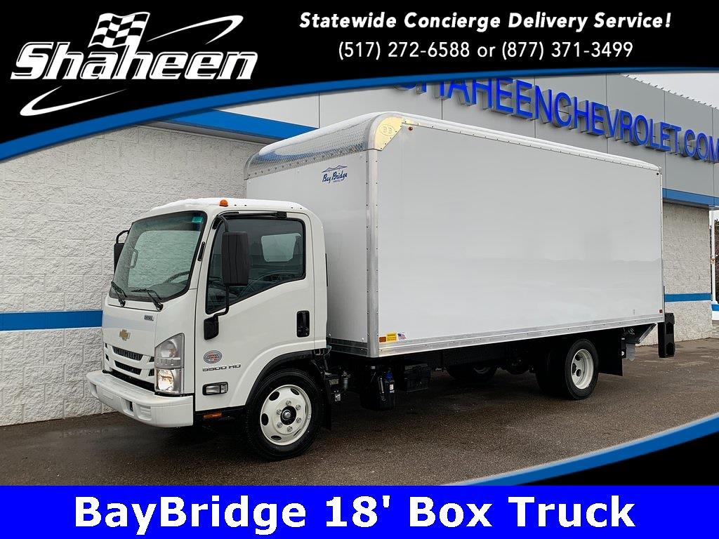 2020 Chevrolet LCF 5500XD Regular Cab DRW 4x2, Bay Bridge Dry Freight #80316 - photo 1