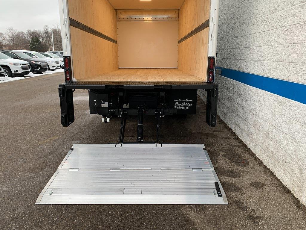 2020 Chevrolet LCF 5500XD Regular Cab DRW 4x2, Bay Bridge Dry Freight #80316 - photo 19