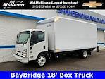 2020 Chevrolet LCF 5500HD Regular Cab DRW 4x2, Bay Bridge Dry Freight #80317 - photo 1