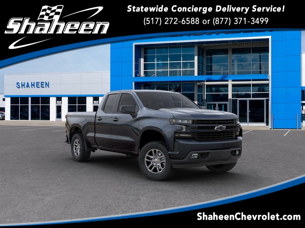 2020 Chevrolet Silverado 1500 Double Cab 4x4, Pickup #80402 - photo 1