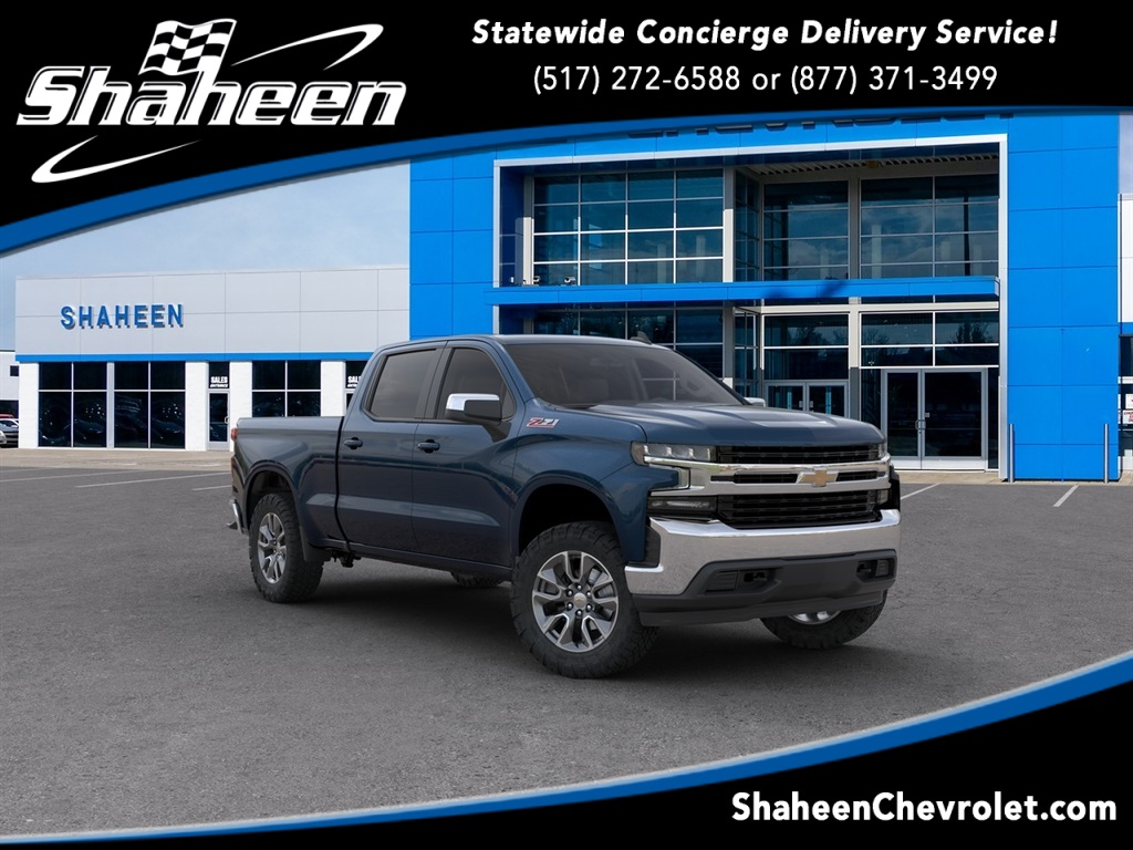 2020 Chevrolet Silverado 1500 Crew Cab 4x4, Pickup #80483 - photo 1