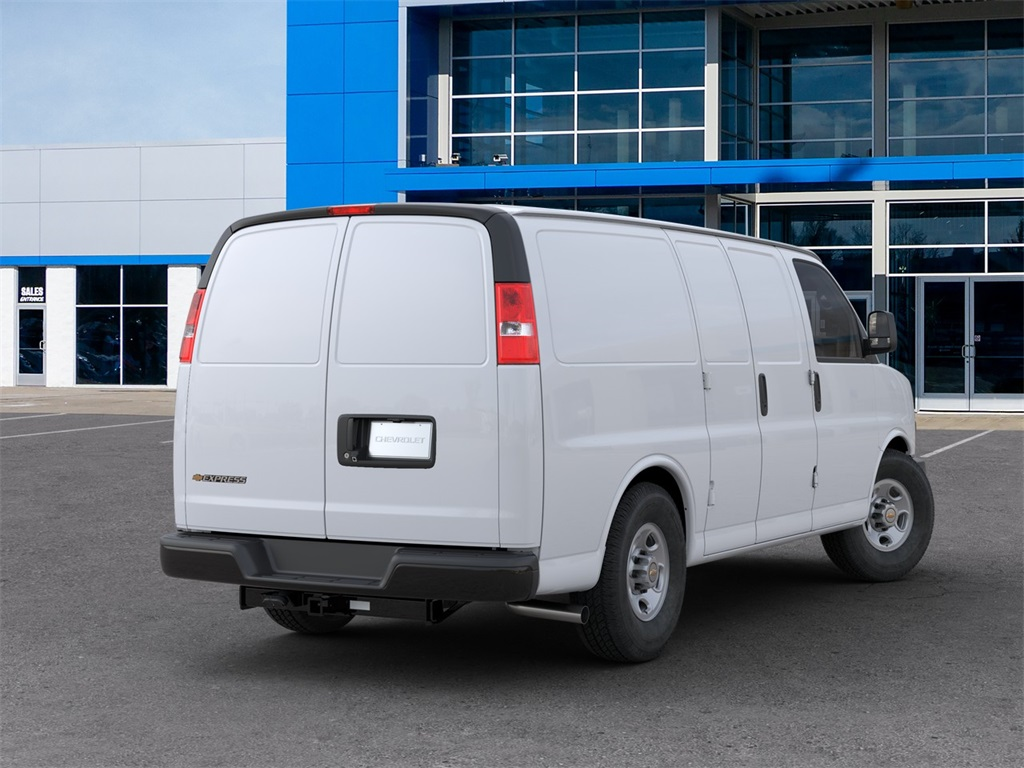 2020 Chevrolet Express 2500 4x2, Empty Cargo Van #81022 - photo 1