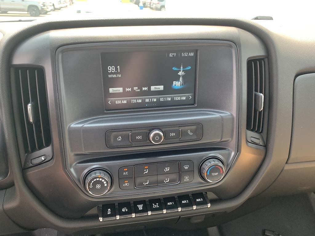2021 Chevrolet Silverado 5500 Regular Cab DRW 4x4, Cab Chassis #81245 - photo 17