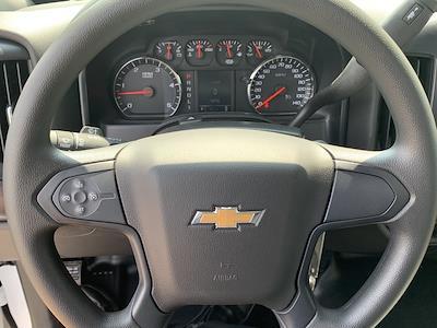 2021 Silverado 5500 Regular Cab DRW 4x4,  Parkhurst Manufacturing Platform Body #81245 - photo 20