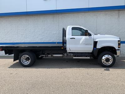 2021 Chevrolet Silverado 5500 Regular Cab DRW 4x4, Cab Chassis #81245 - photo 6