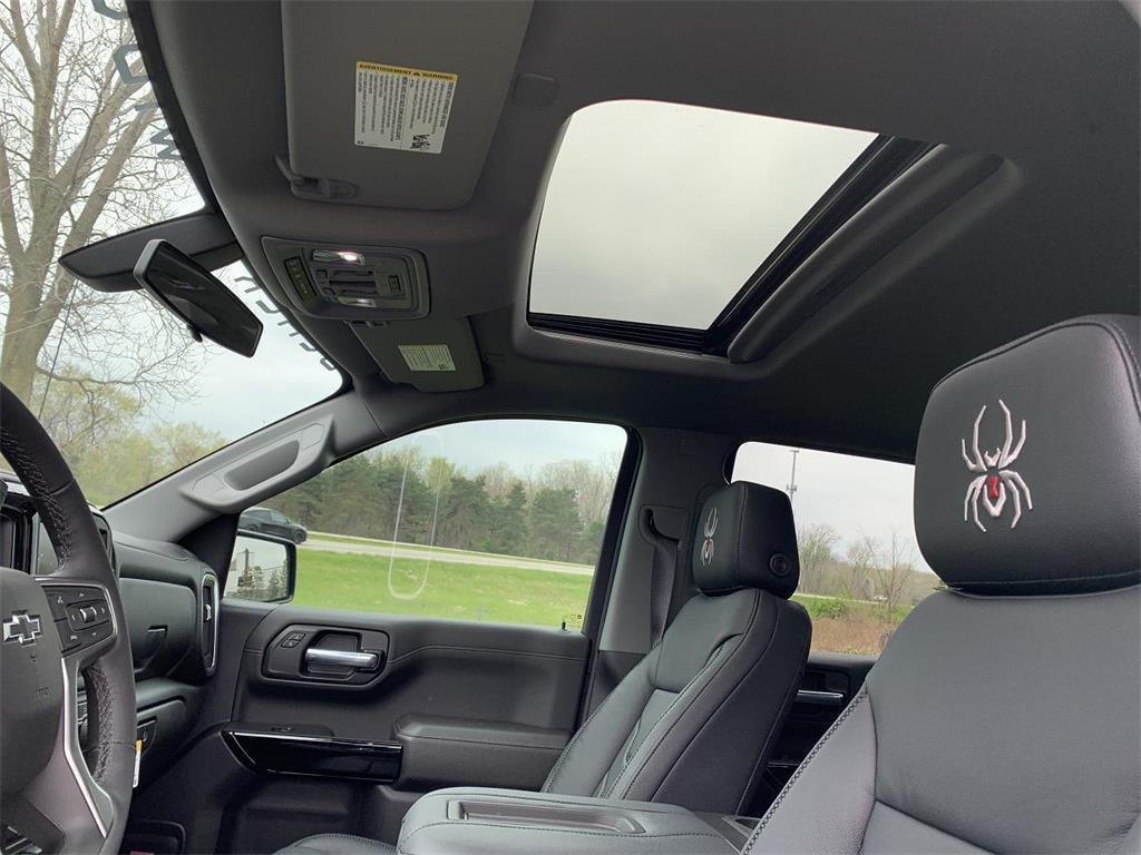 2021 Chevrolet Silverado 1500 Crew Cab 4x4, SCA Performance Black Widow Pickup #81350 - photo 20