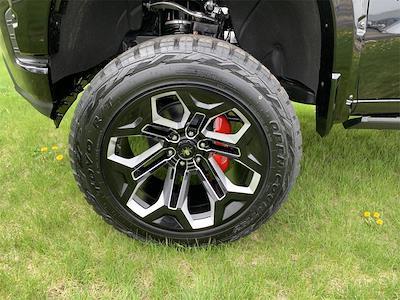 2021 Chevrolet Silverado 1500 Crew Cab 4x4, SCA Performance Black Widow Pickup #81350 - photo 11