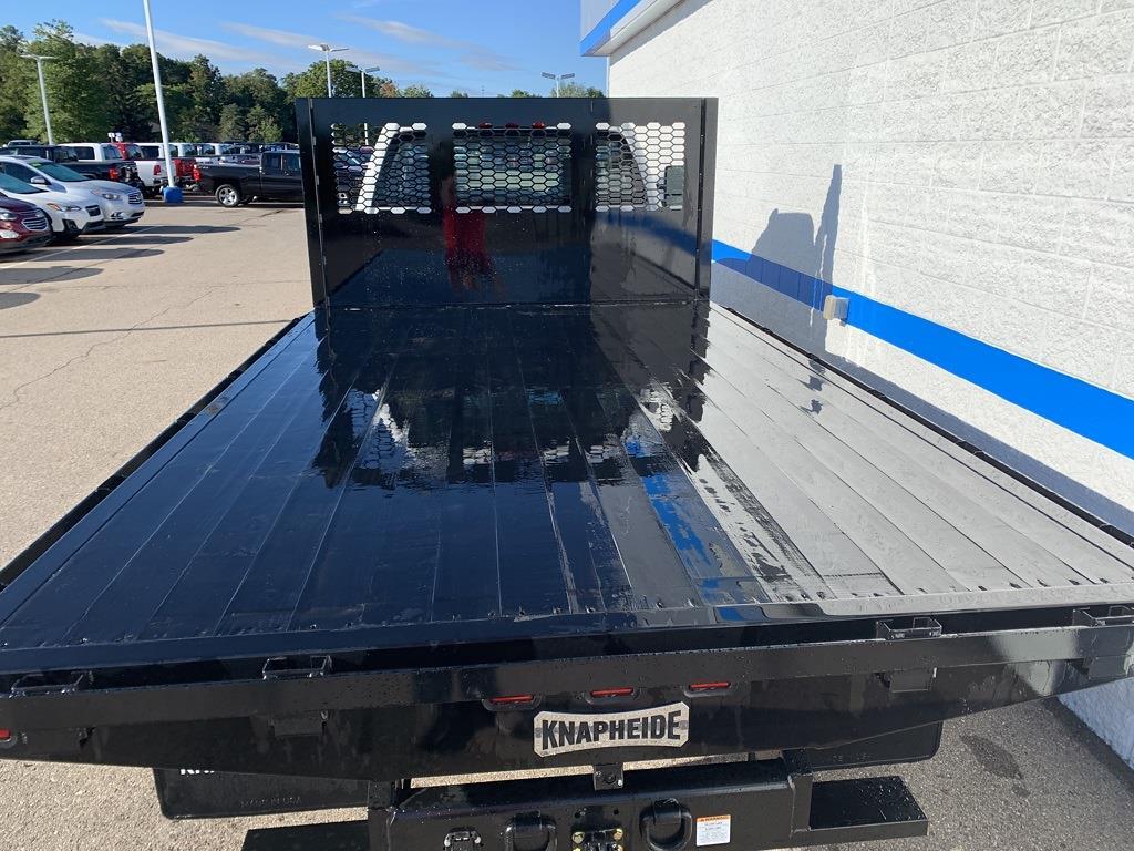 2021 Silverado 5500 Regular Cab DRW 4x4,  Cab Chassis #81415 - photo 12