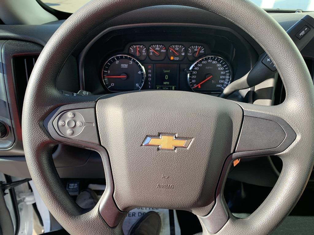 2021 Silverado 5500 Regular Cab DRW 4x4,  Cab Chassis #81415 - photo 22