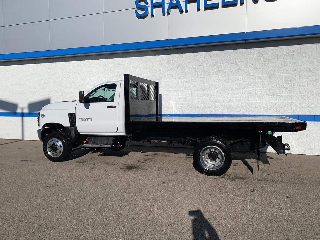 2021 Chevrolet Silverado 4500 Regular Cab DRW 4x4, Cab Chassis #81415 - photo 1