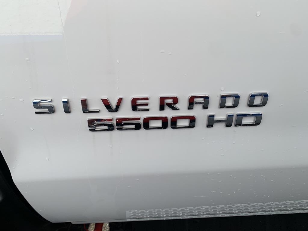 2021 Silverado 5500 Regular Cab DRW 4x4,  Cab Chassis #81415 - photo 31