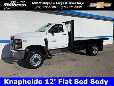 2021 Silverado 5500 Regular Cab DRW 4x4,  Cab Chassis #81415 - photo 1