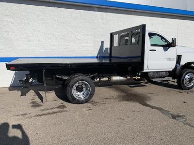 2021 Silverado 5500 Regular Cab DRW 4x4,  Cab Chassis #81415 - photo 8