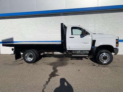 2021 Silverado 5500 Regular Cab DRW 4x4,  Cab Chassis #81415 - photo 9