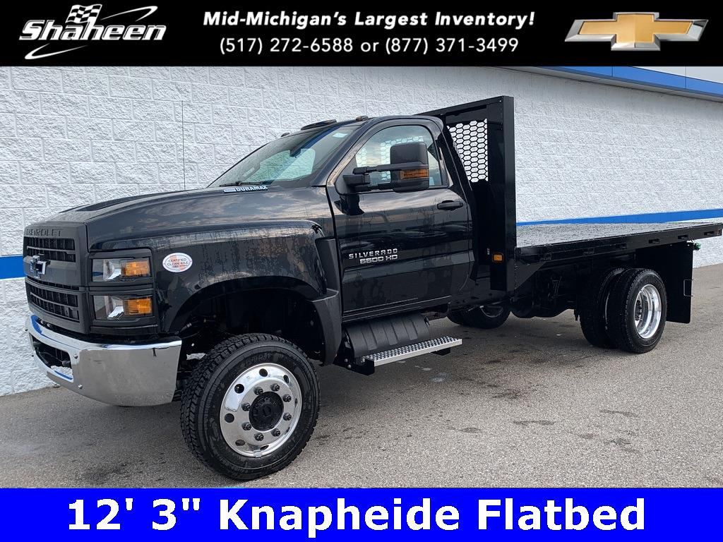 2021 Chevrolet Silverado 4500 Regular Cab DRW 4x4, Cab Chassis #81462 - photo 1