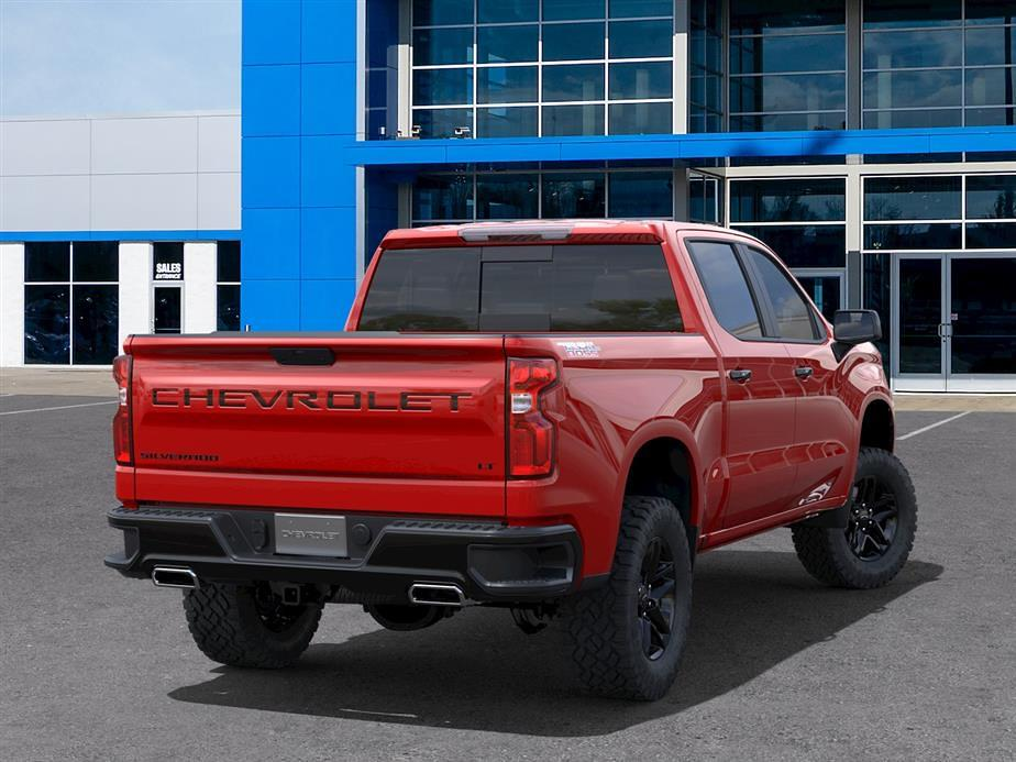 2021 Chevrolet Silverado 1500 Crew Cab 4x4, Pickup #81560 - photo 1