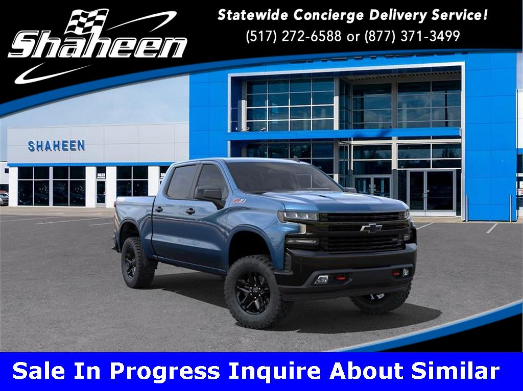 2021 Chevrolet Silverado 1500 Crew Cab 4x4, Pickup #81592 - photo 1