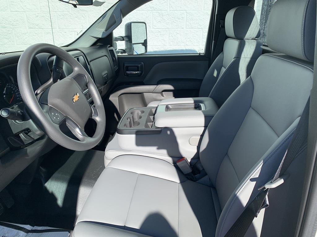 2021 Silverado 5500 Regular Cab DRW 4x4,  Cab Chassis #81726 - photo 16