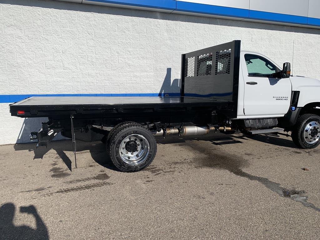 2021 Silverado 5500 Regular Cab DRW 4x4,  Cab Chassis #81726 - photo 8